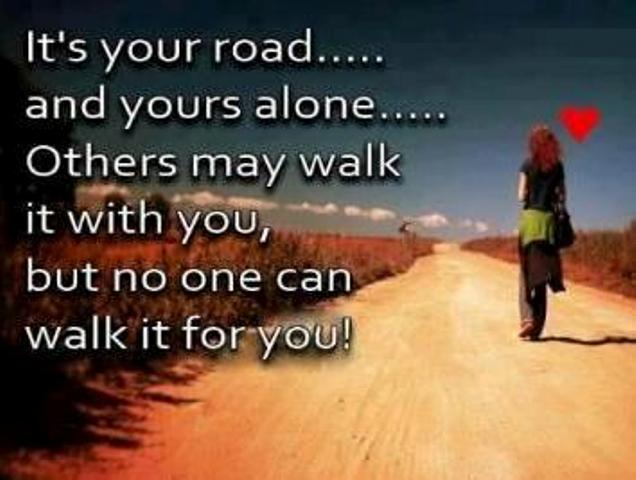 your road